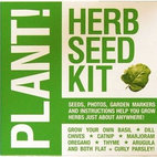 The PLANT Herb Seed Kit