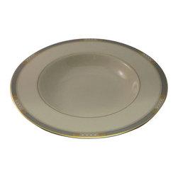 Lenox - Lenox McKinley Rim Soup Bowl - Lenox McKinley Rim Soup Bowl