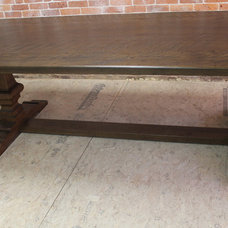Craftsman Dining Tables by ECustomFinishes