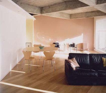 Contemporary  Amalgam : Interior design and architecture