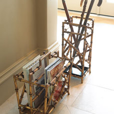 Traditional Magazine Racks by Horchow