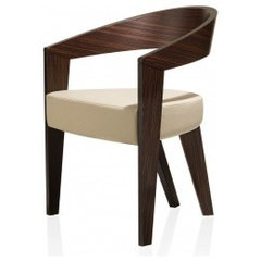 modern dining chairs and benches by Addison House