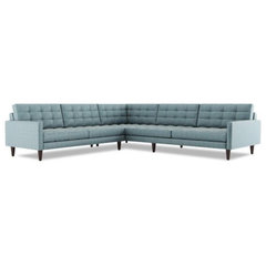 modern sectional sofas by Thrive Home Furnishings