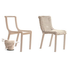Eclectic Living Room Chairs by wadebe.com