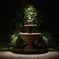 Traditional Landscape by Light It Right