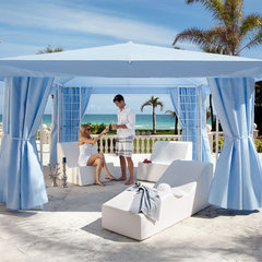 contemporary outdoor umbrellas by CARAVITA USA Inc