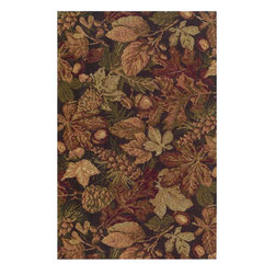 "Blazing Needles - Blazing Needles Tapestry Full Size Futon Cover in Autumn Harvest-8"" Full - Blazing Needles - Futon Covers - 9687/T52 - Blazing Needles Designs has been known as one of the oldest indoor and outdoor cushions manufacturers in the United States for over 23 years."