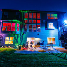 Traditional Exterior by Super Bright LEDs