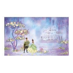 RoomMates - RoomMates Disney Princess and Frog Chair Rail Mural Multicolor - JL1206M - Shop for Wall Decorations from Hayneedle.com! About Roommates: Roommates a subsidiary of York Wallcoverings Inc creates some of the most versatile and unique wall decor you'll find. Their innovative wall decals feature a removable and endlessly reusable design allowing you to move and rearrange your decals as often as you like all without causing any damage to your walls or furnishings. This means you can apply them without worry or headache since you don't have to get the application perfect the first time. RoomMates work on any smooth surface and are particularly ideal for temporary decorating such as around the holidays. All RoomMates products are proudly made in the USA and are made from non-toxic materials so they're as safe for your kids and pets as they are for your walls. Please note this product does not ship to Pennsylvania.