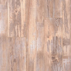 Authentic Aged Barnboard - Aged Barnboard is an avant garde beauty among the Classic Collection of our laminate flooring. With the traditional appearance of barn-house wood, this flooring provides a rustic-styled beauty in home that mimics the comforting paradise of a secluded pasture.
