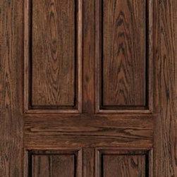 """Jeld-Wen A890 Oak Woodgrain Panel Door Mocha Finish - SKU#A890_1BrandJeld-WenDoor TypeExteriorManufacturer CollectionJeld-Wen Exterior Aurora Custom FiberglassDoor ModelDoor MaterialFiberglassWoodgrainOakVeneerPrice$Door Size Options  $Core TypeDoor StyleClassicDoor Lite StyleDoor Panel Style4 PanelHome Style MatchingDoor ConstructionPrehanging OptionsPrehung ConfigurationSingle DoorDoor Thickness (Inches)Glass Thickness (Inches)Glass TypeGlass CamingGlass FeaturesGlass StyleGlass TextureGlass ObscurityDoor FeaturesDoor ApprovalsDoor FinishesMochaDoor AccessoriesWeight (lbs)850Crating Size25"""" (w)x 108"""" (l)x 52"""" (h)Lead TimeWarranty"""
