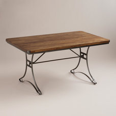 Industrial Dining Tables by Cost Plus World Market