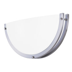 Maxim Lighting - Maxim Lighting 85540Wtsn Linear Ee 2-Light Wall Sconce - Maxim Lighting 85540WTSN Linear EE 2-Light Wall Sconce