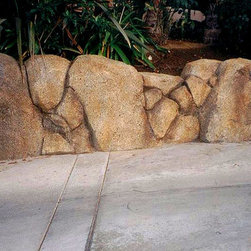 Block Walls, Planters & Benches - San Diego Landcare Systems, Inc.