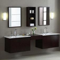Bathroom Vanities And Sink Consoles by HomeThangs