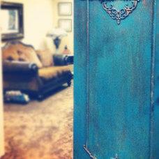 Eclectic Interior Doors by SEGELQUISTDESIGN