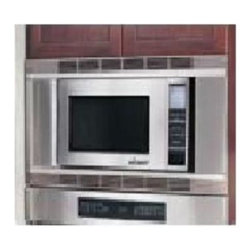 """Dacor - AMTK36S 36"""" Microwave Trim Kit in Stainless Steel  Designed for use with the Dis - AMTK36S - 36 Microwave Oven Trim Kit Accessory in Stainless Steel Designed for use with the Distinctive 24 Microwave DMW2420S positioned over Classic 36 Epicure Wall Oven and Renaissance 36 Warming Drawer for a built-in appearance"""