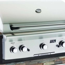 "American Outdoor Grill - AOG 36"" Built-in Natural Gas Grill, no Rotisserie 
