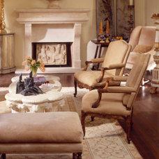 Mediterranean Chairs by Jamie Herzlinger