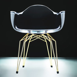 Diamond Armchair by Kubikoff