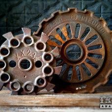 Industrial Artwork by Hylton Butterfield