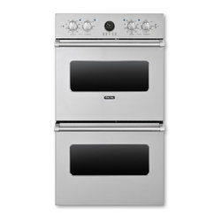 """Viking 30"""" Double Electric Wall Oven, Stainless Steel 