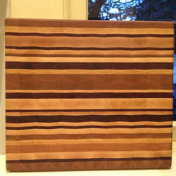 "Boards  *FOR SALE* - 16.5"" x 14.75"" x 1.5"" Butcher block cutting board- $175"