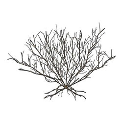 Arteriors - Arteriors Home - Gracie Screen - 4203 - This unique fireplace screen is constructed of hand formed natural iron branches accented with brass welds. It can work equally well as a free standing sculpture on a buffet or in front of a window. Anywhere you want to introduce a touch of the outdoors. Decorative use only.