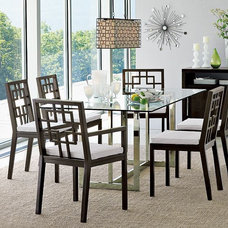Modern Dining Tables by West Elm