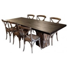 Modern Dining Chairs by EcoFirstArt