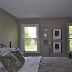 Replacement Vinyl Windows - Replacing your old drafty windows with new vinyl replacement windows can make your home quieter, and more energy efficient.