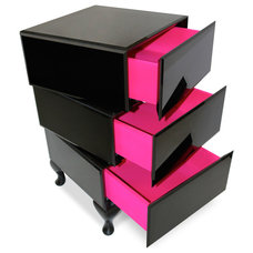 Contemporary Side Tables And End Tables by Johnny Egg
