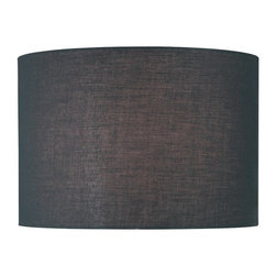 Lite Source - Lite Source CH1152-16BLK Shade Shade - Lite Source CH1152-16BLK Shade Shade