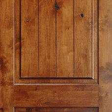 Mediterranean Interior Doors by Homestead Doors, Inc.