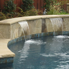 Traditional Swimming Pools And Spas by PlayMore Pools