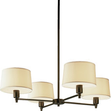 Contemporary Chandeliers by Masins Furniture