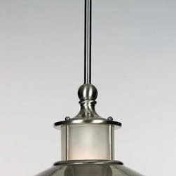 Nautical Piccolo Pendant - Pendant Lighting - Ceiling Light - Ceiling Fixture | -
