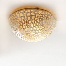 Flush-mount Ceiling Lighting by Horchow