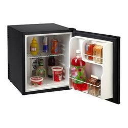 Avanti - Avanti Black 1.7 Cubic Foot Refrigerator - FEATURES