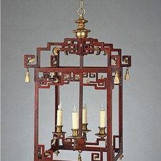 Asian Pendant Lighting by Candelabra