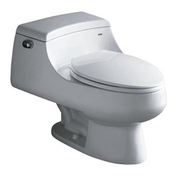 Ariel Royal Celeste European Toilet