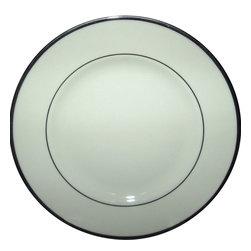 Wedgwood - Wedgwood Majesty Platinum Salad Plate - Wedgwood Majesty Platinum Salad Plate