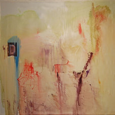 "contemporary artwork ""St. Theresa 1"" Abstract Painting by Christopher Rico"