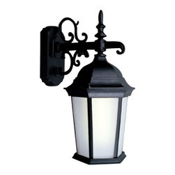 Livex Lighting - Livex Limited Energy Saving CF Outdoor Lanterns Outdoor Wall Lantern Black -9023 - Livex products are highly detailed and meticulously finished by some of the best craftsmen in the business