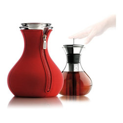Eva Solo - Eva Solo Tea Maker - Brew your own tea and keep it warm with the neoprene cover.