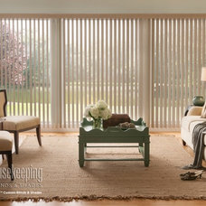 Contemporary Vertical Blinds by Selectblinds.Com