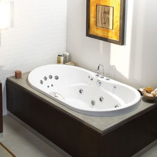 Contemporary Bathtubs by Quality Bath