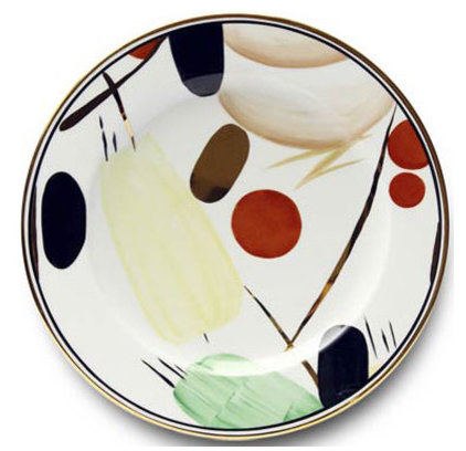 contemporary dinnerware by Gracious Style