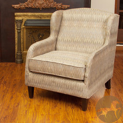Christopher Knight Home - Christopher Knight Home Tilly Ash Natural Fabric Club Chair - With a wide stance and overall soft padding,the Tilly natural fabric club chair offers simplicity and comfort. A versatile color and durable construction ensures that this chair will provide style and ease for years to come.