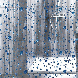 Vinyl Shower Curtain Home Products on Houzz